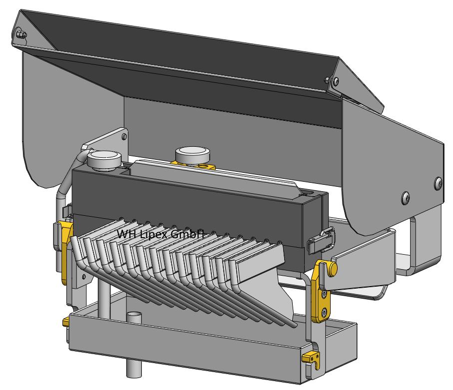 IAF D K 10 Applicator Isometric
